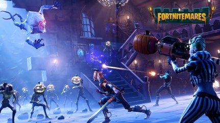 Fortnitemares Event Rewards V-Bucks in Fortnite
