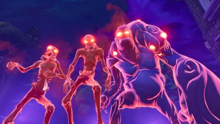 Mutant Storms Event Rewards V-Bucks in Fortnite